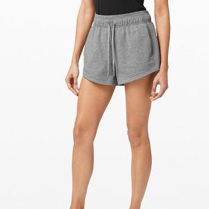 Inner glow Lululemon shorts